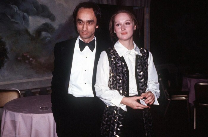 Мерил Стрип и Джон Казале. / Фото: www.atlasnews.ru