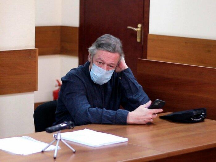 Михаил Ефремов. / Фото: www.topnews.ru
