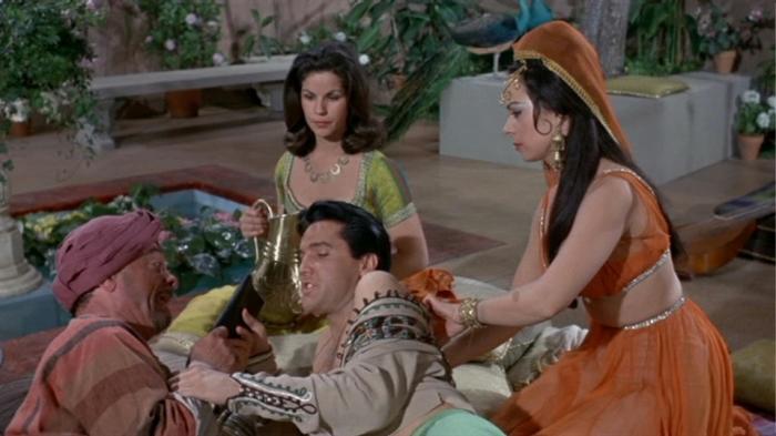 Кадр из фильма «Каникулы в гареме». / Фото: www.fanpop.com