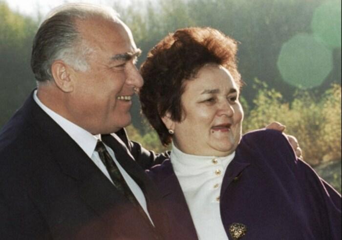 Виктор Степанович и Валентина Фёдоровна Черномырдины. / Фото: www.twimg.com