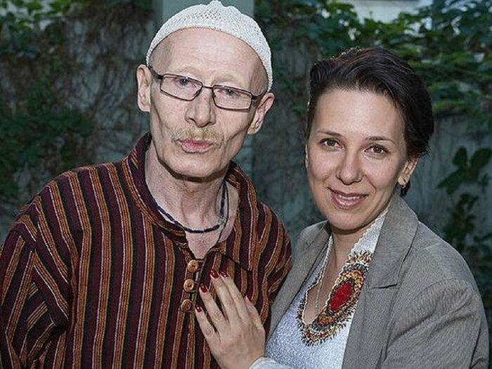 Ирина Хонда и Виктор Проскурин. / Фото: www.fakty.ua