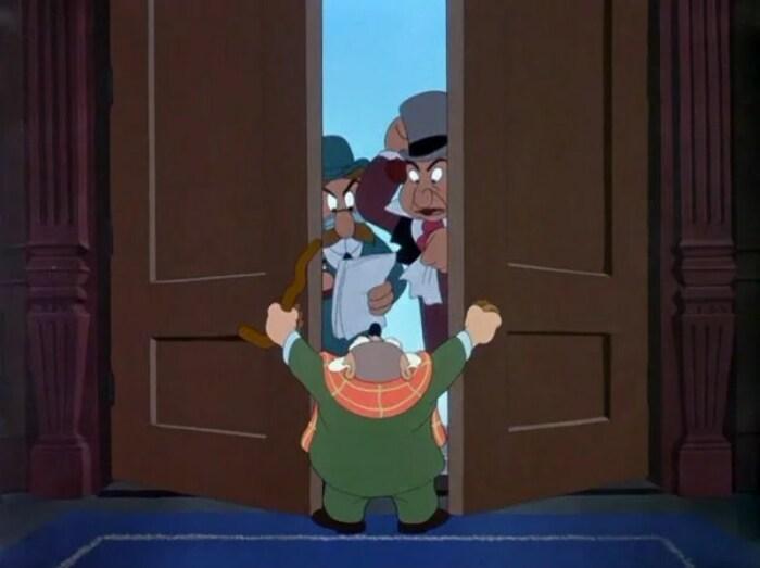 Кадр из мультфильма «Приключения Икабода и мистера Тоада». / Фото: www.kinopoisk.ru