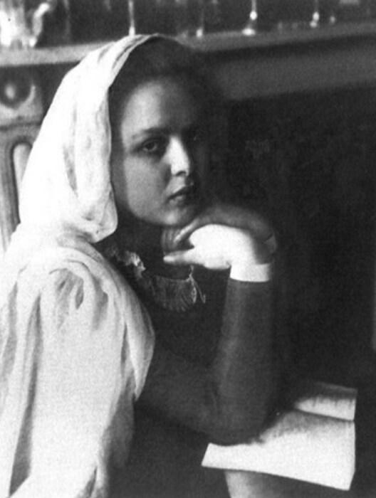 София Мильвидская, 1911 год. / Фото: www.s-marshak.ru