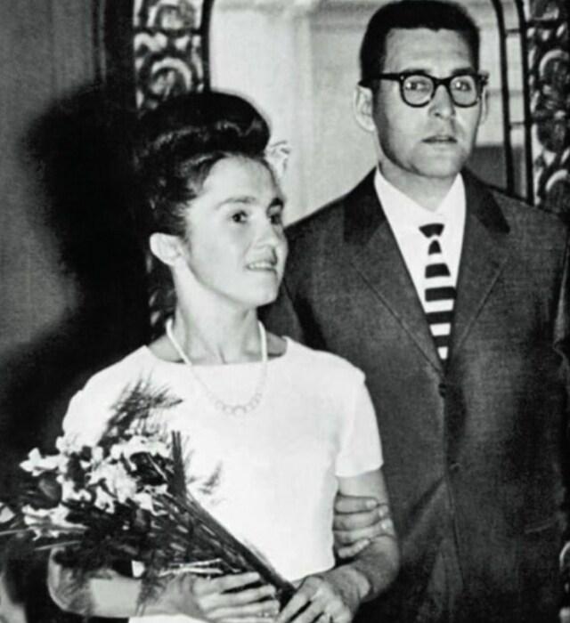 Тамара и Игорь Москвины. / Фото: www.gazeta.ru