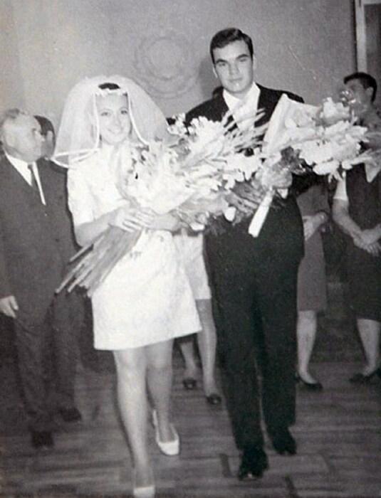 Владимир Молчанов и Консуэло Сегура. / Фото: www.bez-makiyazha.ru