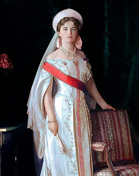 Великая княжна Ольга Николаевна Романова. / Фото: www.mt.ru