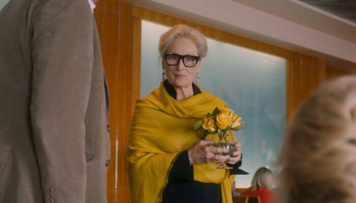 Кадр из фильма «Пусть говорят». / Фото: www.film.ru