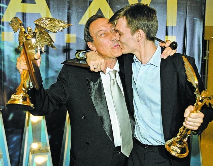 Олег и Филипп Янковские. / Фото: www.sobesednik.ru