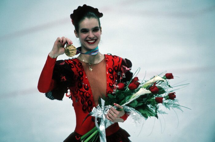 Катарина Витт. / Фото: www.sportklub.rs