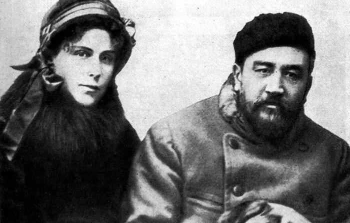 Александр Куприн с женой. / Фото: www.kuprin-lit.ru