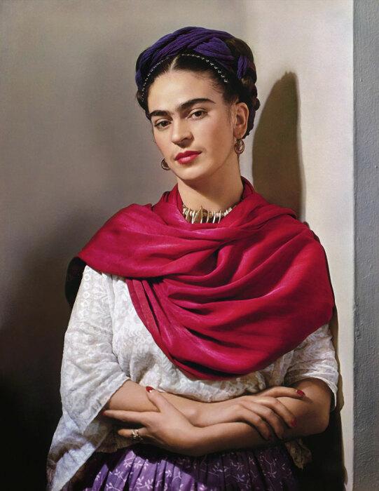 Фрида Кало. / Фото: www.zagge.ru
