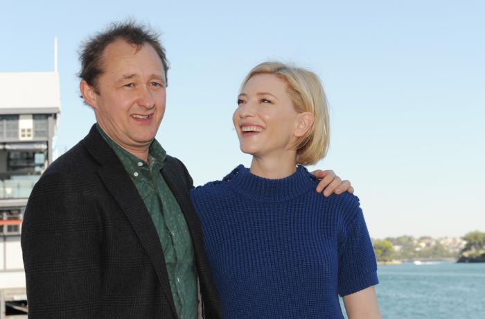 Кейт Бланшетт и Эндрю Аптон. / Фото: www.buysadvice.com