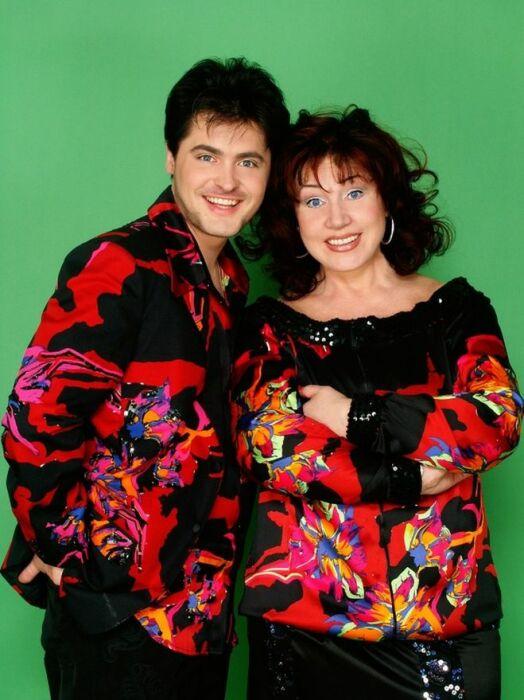 Евгений Гор и Надежда Бабкина. / Фото: www.livestory.com.ua