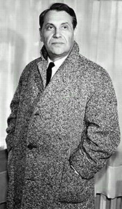 Марк Бернес. / Фото: www.shnyagi.net