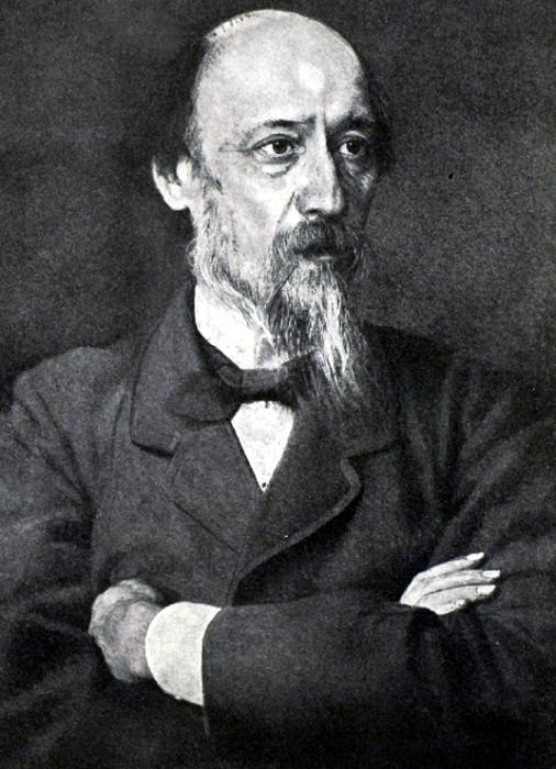 Николай Некрасов. / Фото: www.granat.wiki