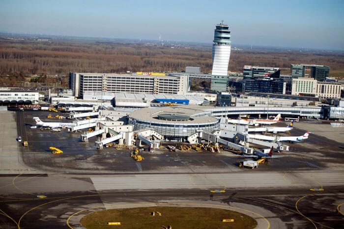 Аэропорт в Вене. / Фото: www.anyaero.com