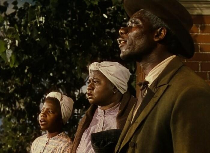 Кадр из фильма «Унесённые ветром». / Фото: www.blogspot.com