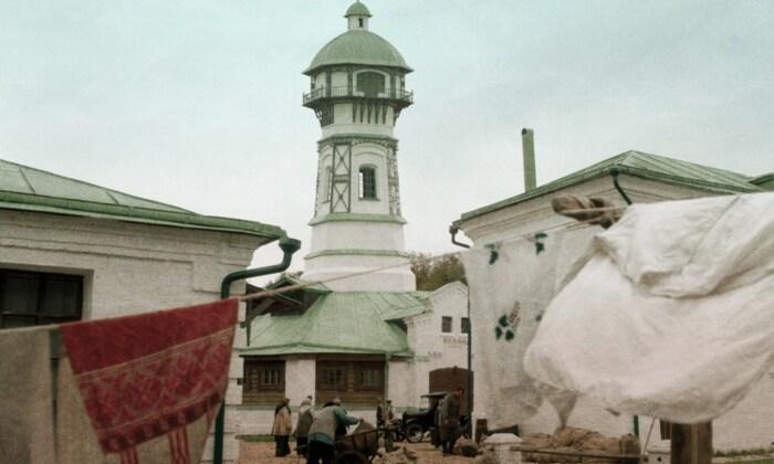 Башня Прохора Громова в сериале «Угрюм-река». / Фото: www.1tv.ru
