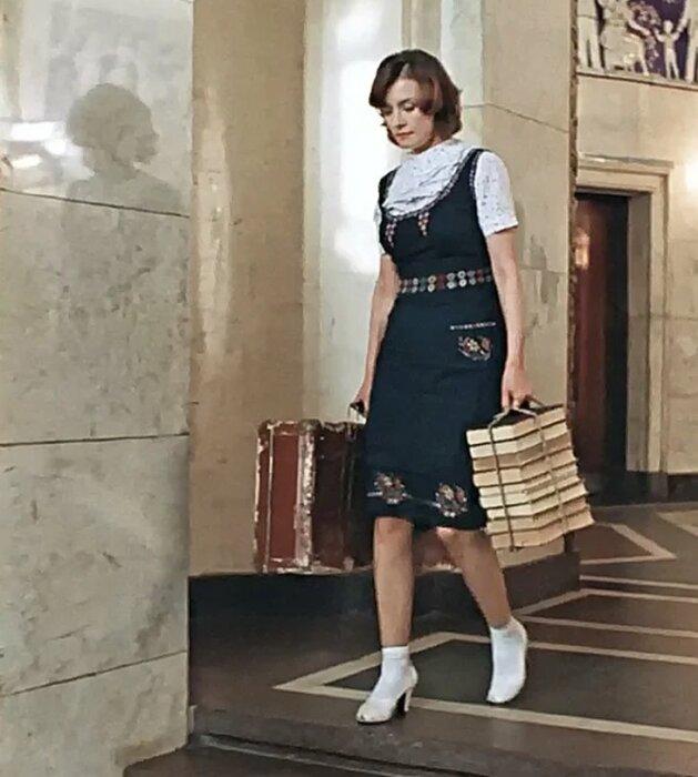 Кадр из фильма «Москва слезам не верит». / Фото: www.m24.ru