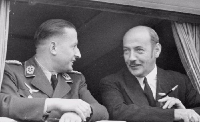 Герман и Альберт Геринги. / Фото: www.rtbf.be
