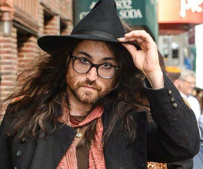 Шон Леннон. / Фото: www.almode.ru