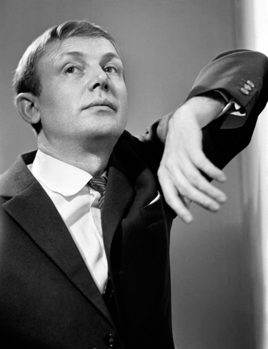 Иннокентий Смоктуновский. / Фото: www.kino-teatr.ru