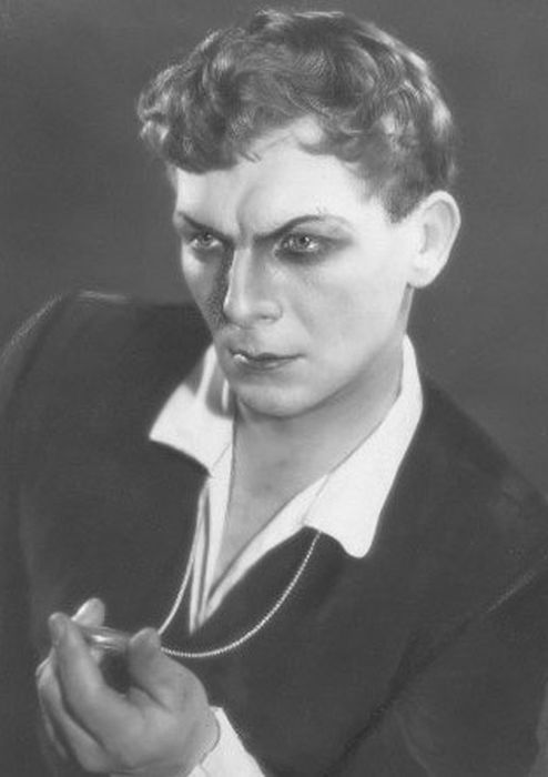 Эдуард Павулс в роли Гамлета, 1959 год. / Фото: www.kino-teatr.ru