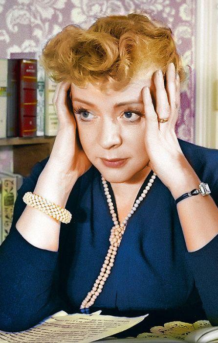Зоя Фёдорова. / Фото: www.7days.ru