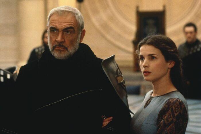 Кадр из фильма «Первый рыцарь». / Фото: www.kinopoisk.ru