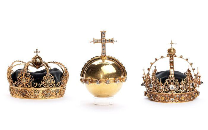 Регалии шведских королей. / Фото: www.glavnoe.ua