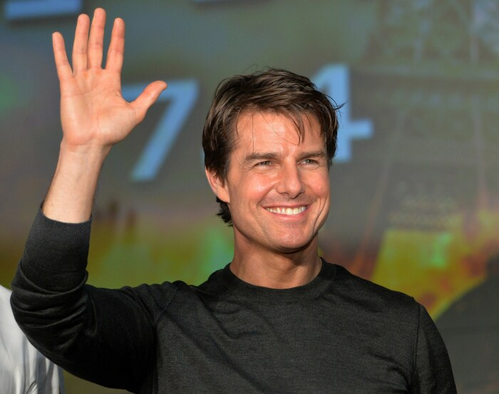 Том Круз. / Фото: www.almode.ru