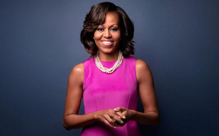 Мишель Обама. / Фото: www.marieclaire.ua