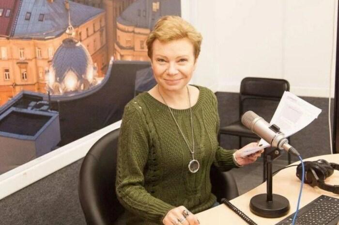 Оксана Баршева (Ксения Ларина). / Фото: www.yandex.net