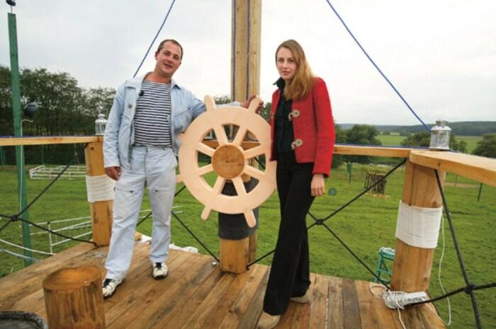 Владимир и Наталья Рябиковы. / Фото: www.sensum-club.pro