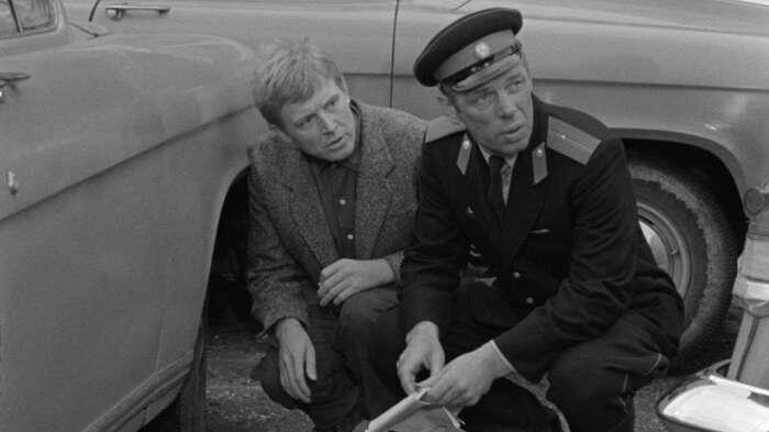 Кадр из фильма «Берегись автомобиля». / Фото: www.movie.hu