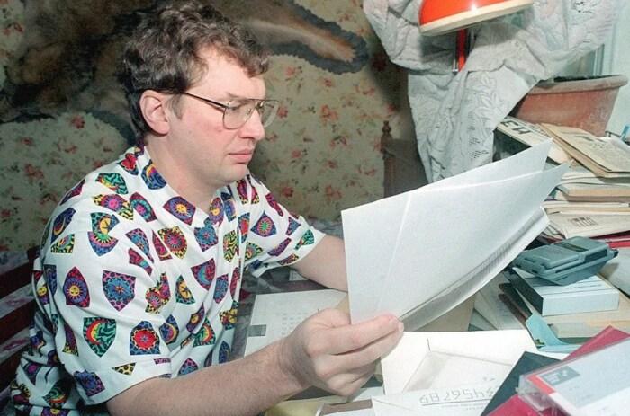 Сергей Мавроди. / Фото: www.kpcdn.net