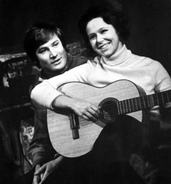 Сергей Насибов и Евгения Симонова. / Фото: www.ria.ru