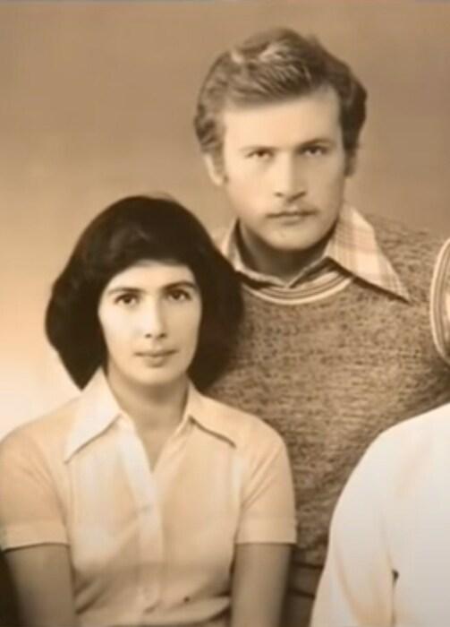 Борис Невзоров с первой женой Мариной. / Фото: www.smotrim.ru