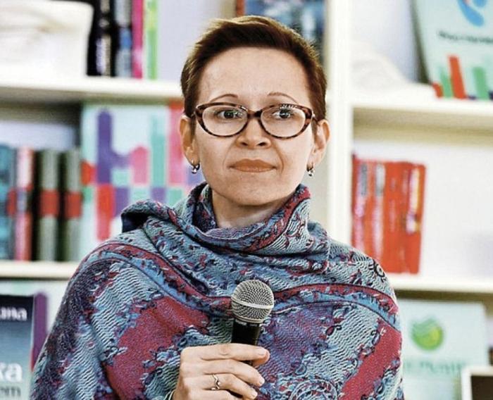 Гузель Яхина. / Фото: www.kazan-journal.ru