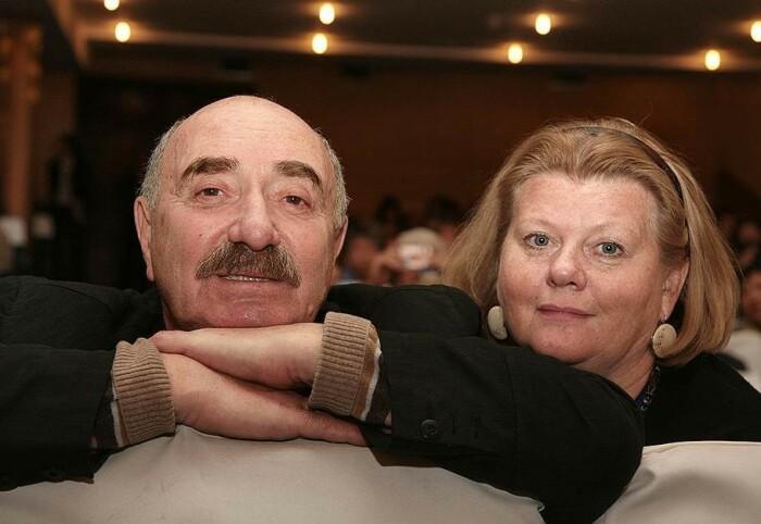 Ирина Муравьёва и Леонид Эйдлин. / Фото: www.ytimg.com