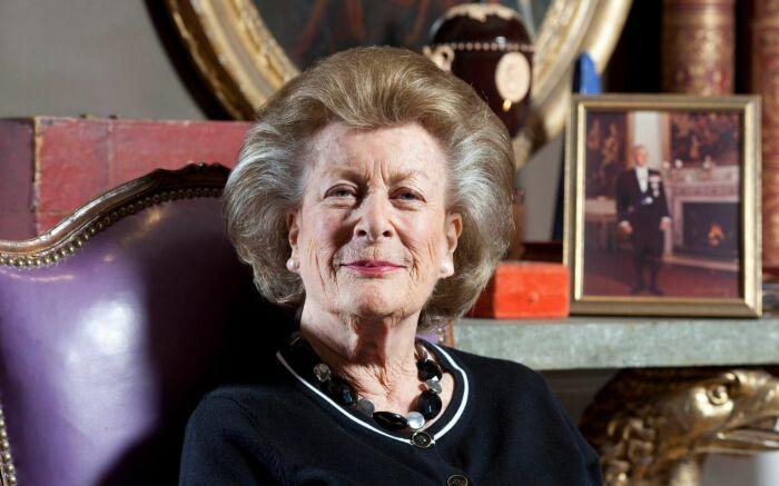 Леди Памела Хикс. / Фото: www.telegraph.co.uk