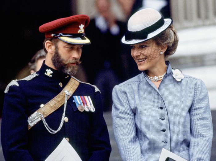 Принц и принцесса Майкл Кентские. / Фото: www.gettyimages.no
