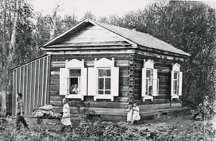 «Муравейник». / Фото: www.nstarikov.ru