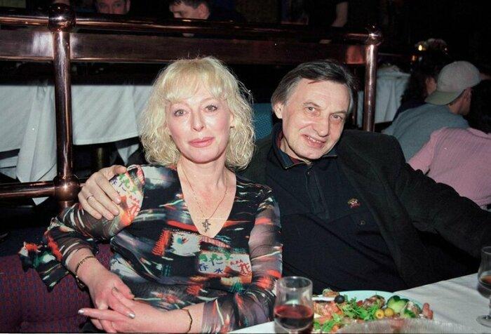 Любовь Воропаева и Виктор Дорохин. / Фото: www.music-facts.ru
