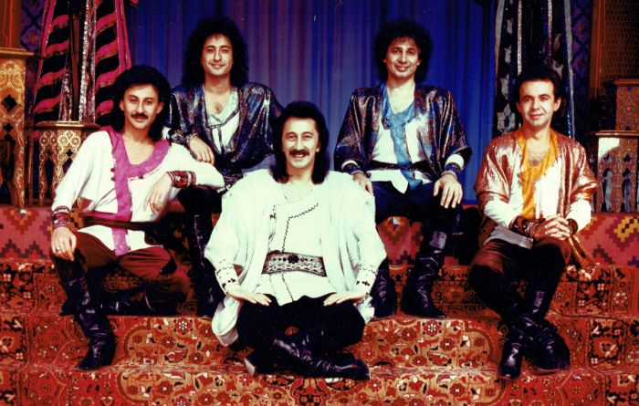 Ансамбль «Ялла». / Фото: www.wp.com