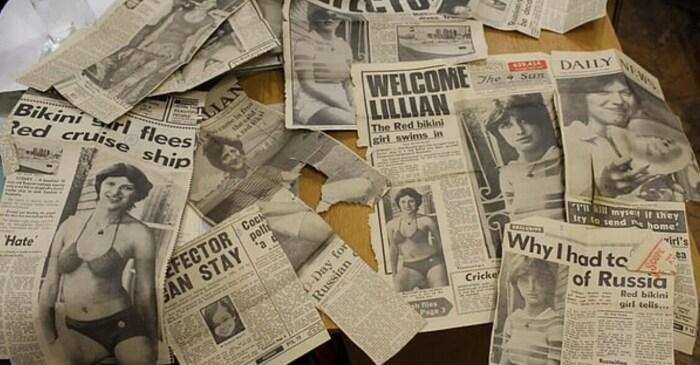 Западные СМИ наперебой рассказывали историю Лилианы Гасинской. / Фото: www.dailymail.co.uk