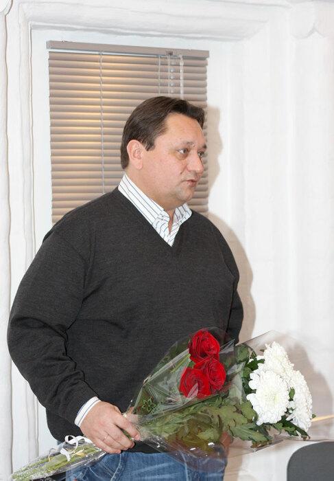 Александр Клюквин. / Фото: www.silen.ru
