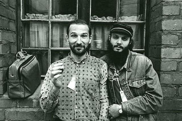 Пётр Мамонов и Александр Липницкий. / Фото: www.yaplakal.com