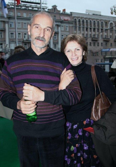 Пётр и Ольга Мамоновы. / Фото: www.cosmo.ru