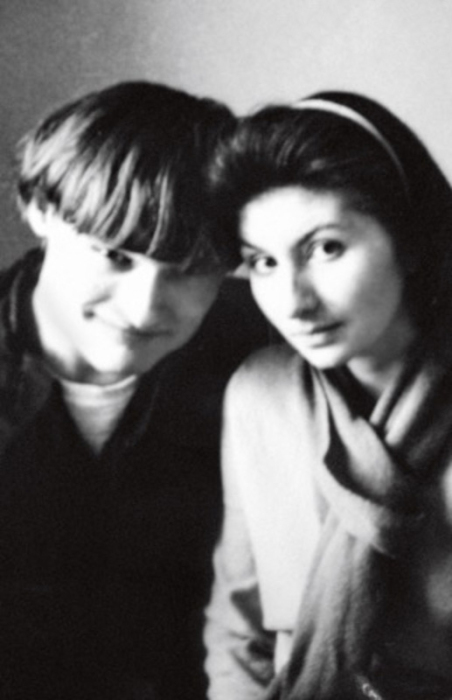 Александр Васильев и Маша Лаврова. / Фото: www.7days.ru